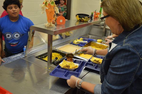 Dr. Michelle Abrego- School Lunch Week