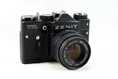 Zenit TTL, 1976