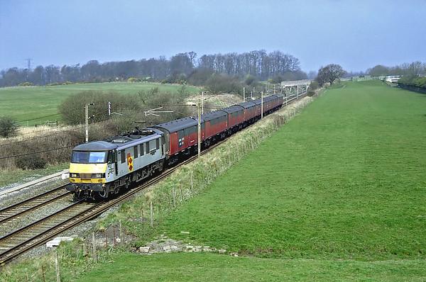 27th March 2003: Lancashire