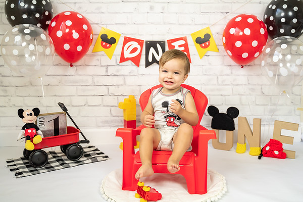 Lucas Turns ONE