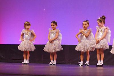 Kaitlin's first dance recital 2014