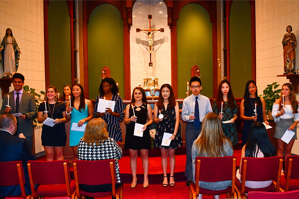 2019 National Honor Society Fall Induction