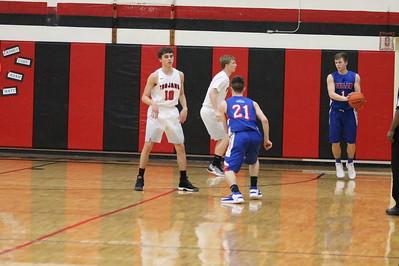Boys' Basketball vs. Tuslaw