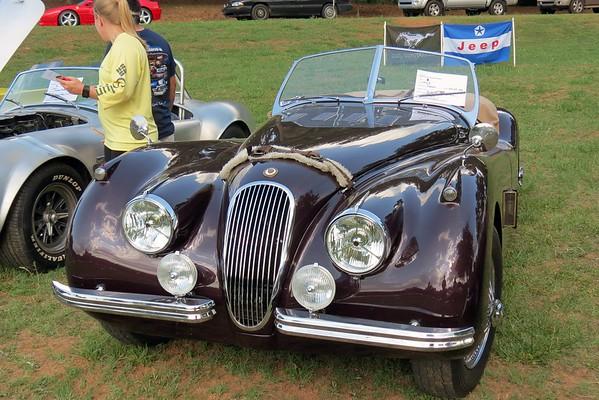 May 30, 2016:  Crystal Hills Memorial Day car show .  .  .