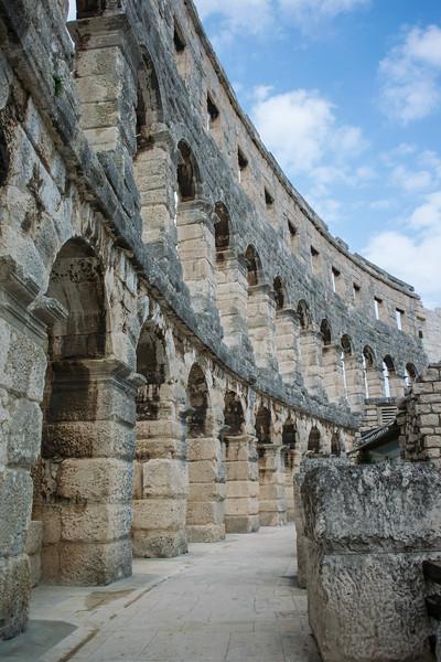 Built 27 BC