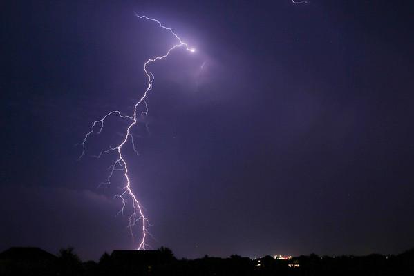 Lightning Storm - Jun 29 2014