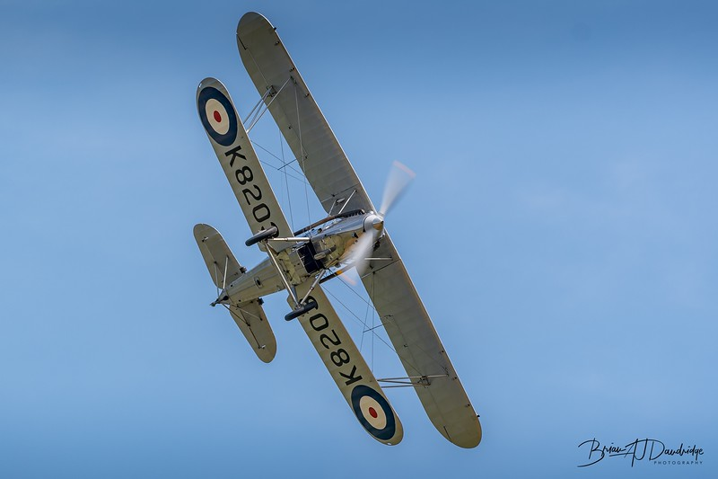 Hawker Demon - Shuttleworth Collection