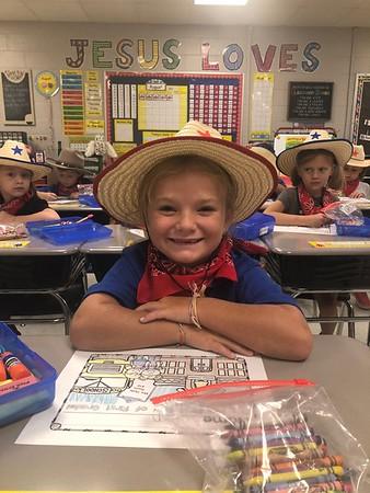 Hyde 1st Grade