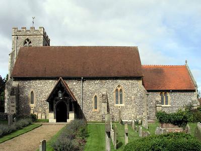 St Peter and St Paul, Church of England, Church Lane, Shiplake, RG9 4BS