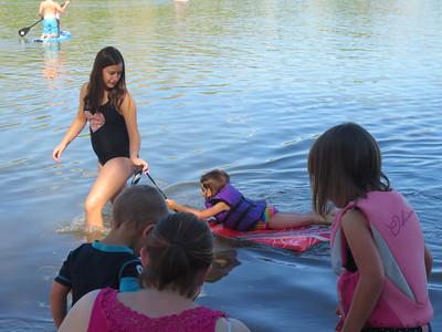 2015, Pineview Reservoir