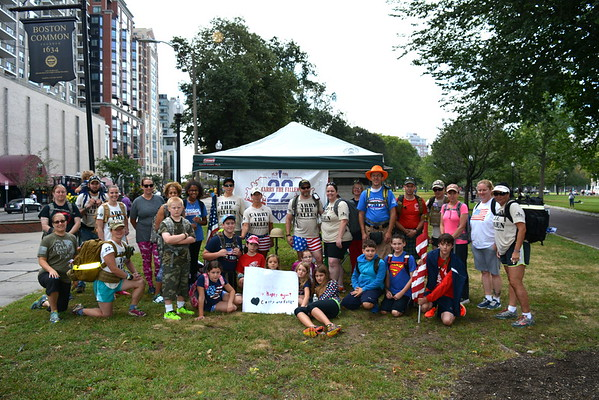 CTF Boston Family ruck