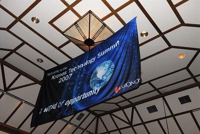 Kronos Tech Summit 2007