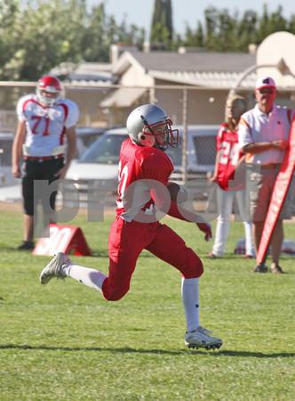 Hesperia Christian School Sports, 09-10