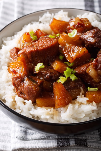 Filipino food Hamonado pork.jpg