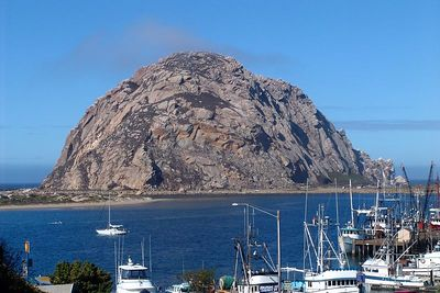 Morning and Morro Bay