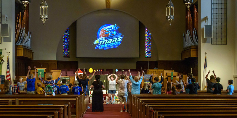 VBS - Registration,  Daily Opening,  Daily Schedule, Staff