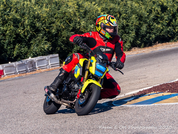 Live100Moto Race - 6 December 2020