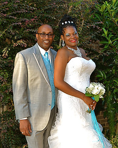 Tywania Grayson And Wendell Harris, September 5, 2013