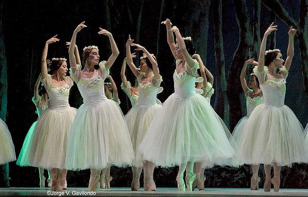 Giselle II Act