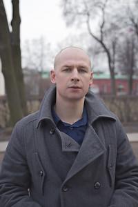 Актёр театра «Буфф» Андрей Лёвин