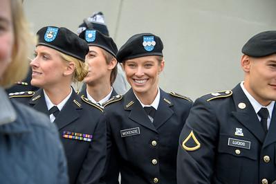 ROTC Halftime