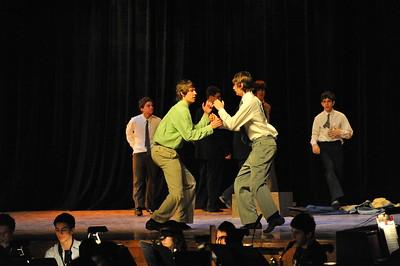 Final Dress Rehearsal Act 2 Only Thursday February 5, 2009