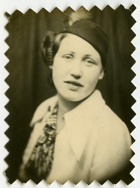 Evelyn Wasson, circa 1930