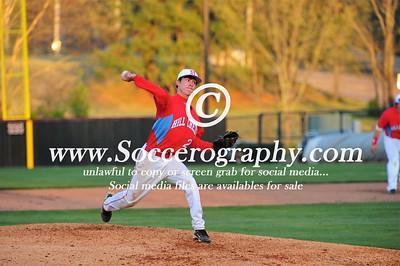 Hillcrest Basesball vs Collierville 2011