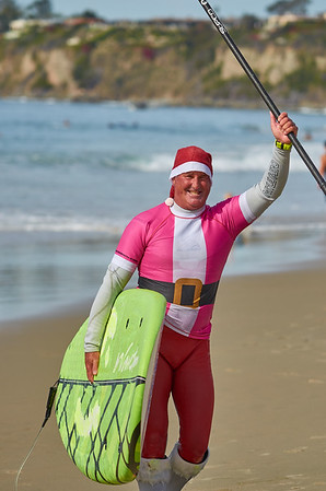 Surfing Santa Competition 11/17/2018