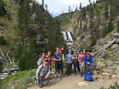 Hiking GTY 2 8/4-8/10