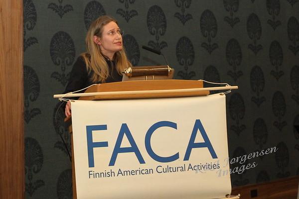 Apr 2019 FACA Program - Hanna Mattila, Guggenheim-Helsinki Project