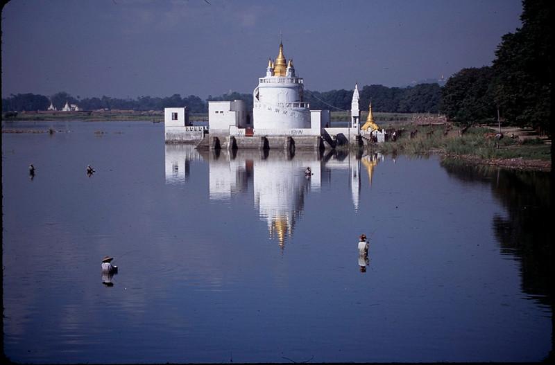 Amarapura lake
