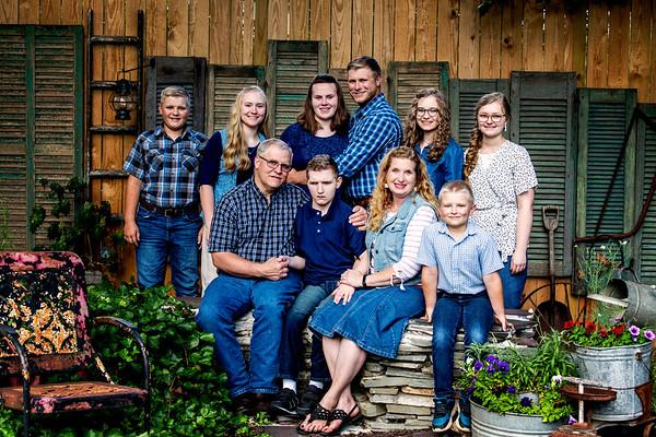 Mathews Family June 2021