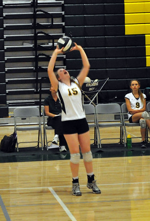 SRV Volleyball Frosh