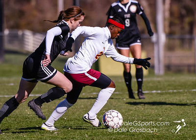 Park Univ. Women's Soccer AMC Tourney vs. Freed-Hardeman Univ. 2019