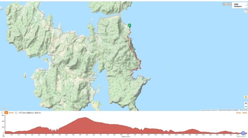 Tasman Coastal Track 3/11/2019