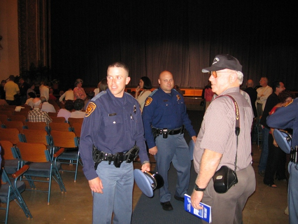 BJ SAPD Graduation