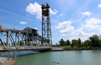 Bruce Trail Hike #4: Welland Canal