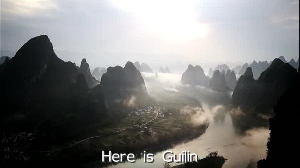 Guilin travel videos