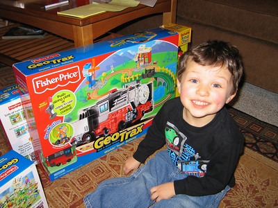 2006 Feb - Zach's Birthday