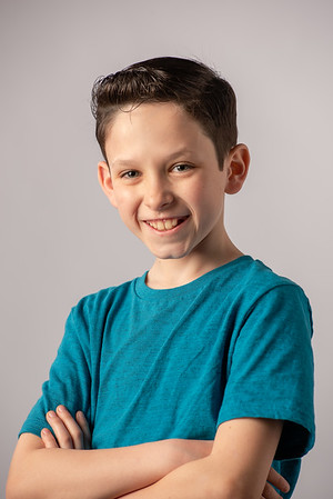 Jackson - Studio Head Shots - April 12, 2019