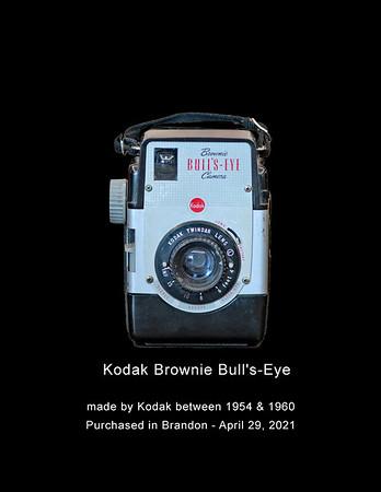 Kodak Brownie Bull's-Eye
