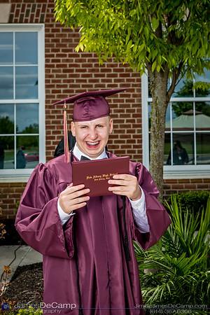 2020 Graduates - Noon -> 1 PM