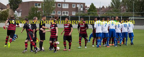 FA CUP: Waltham Forest 0-3 St Margaretsbury fc