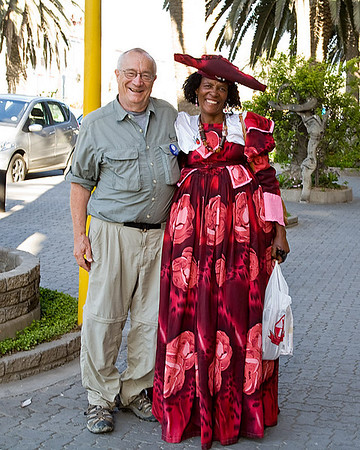 Namibia with Sabine Rahn