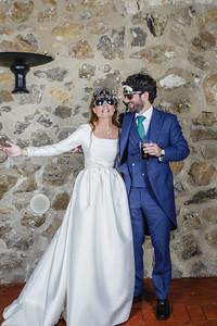 BODA - Photocall María & Gonzalo