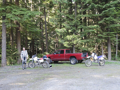 Aug 7th, 2011 - Greenwater to Naches