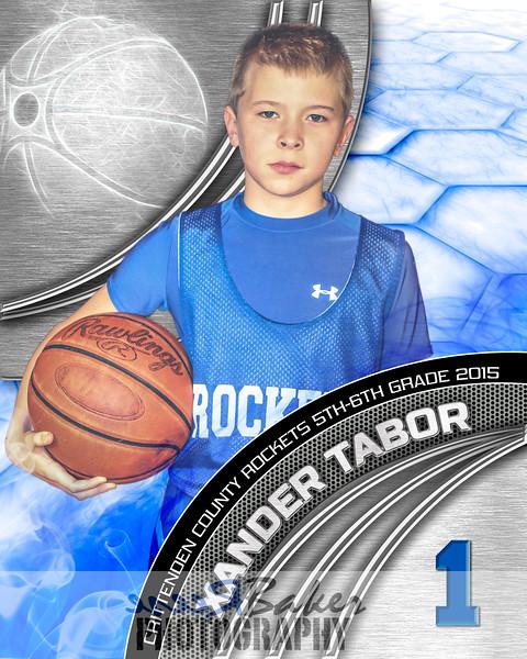 #1 Xander Tabor