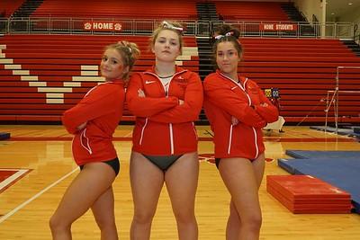 WHS Gymnastics '18-19