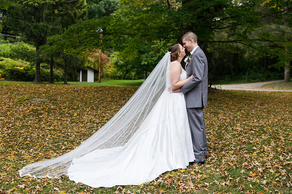 Tracey & Sean's Beautiful Berkshires Wedding